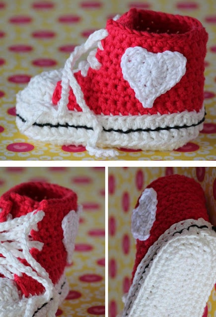 10 Cute Crochet Baby Booties 2015 Pattern For Eid Special 10 Cute Crochet Baby Booties 2015 Pattern For Eid Special 8