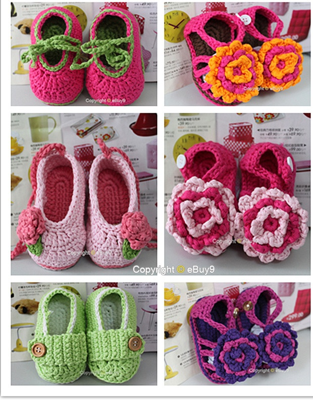 10 Cute Crochet Baby Booties 2015 Pattern For Eid Special 10 Cute Crochet Baby Booties 2015 Pattern For Eid Special 91