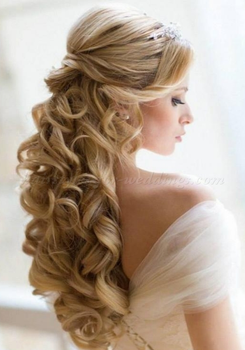Half up Half down Hairstyles 2015 - 1  10 Awesome Half up Half down Hairstyles 2015 Half up Half down Hairstyles 2015 1