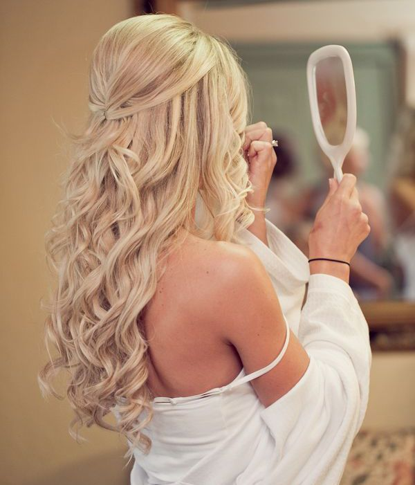 Half up Half down Hairstyles 2015 - 3  10 Awesome Half up Half down Hairstyles 2015 Half up Half down Hairstyles 2015 3