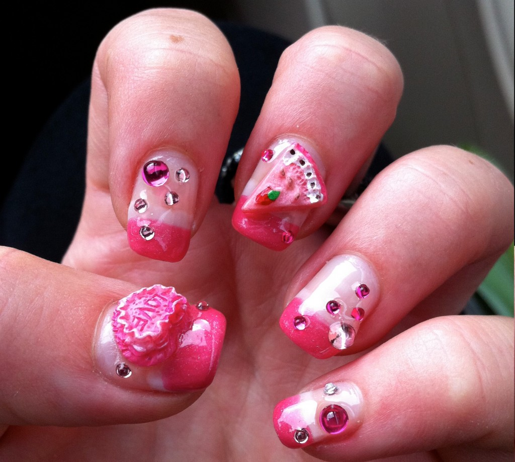 Japanese Nail Art Designs 3  10 Amazing Japanese Nail Art Designs 2015 Japanese Nail Art Designs 3