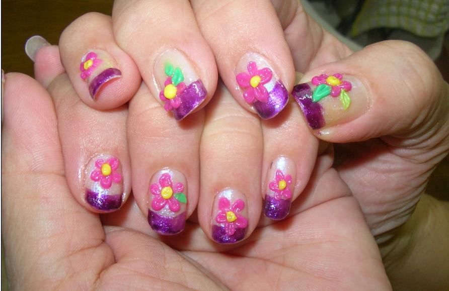 Japanese Nail Art  10 Amazing Japanese Nail Art Designs 2015 Japanese Nail Art Designs 8