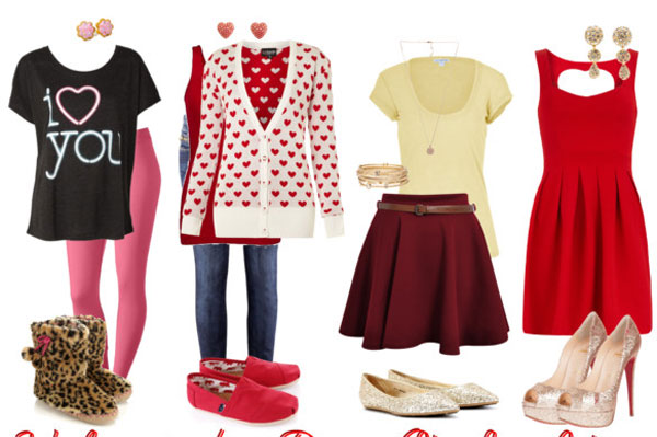 \ 10 Lovely Valentine Day Outfit ideas 2015 10 Lovely Valentine Day Outfit ideas 2015 Valentine Day Outfit ideas 2015 4