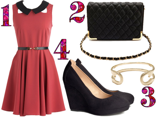 10 Lovely Valentine Day Outfit ideas 2015 10 Lovely Valentine Day Outfit ideas 2015 Valentine Day Outfit ideas 2015 5