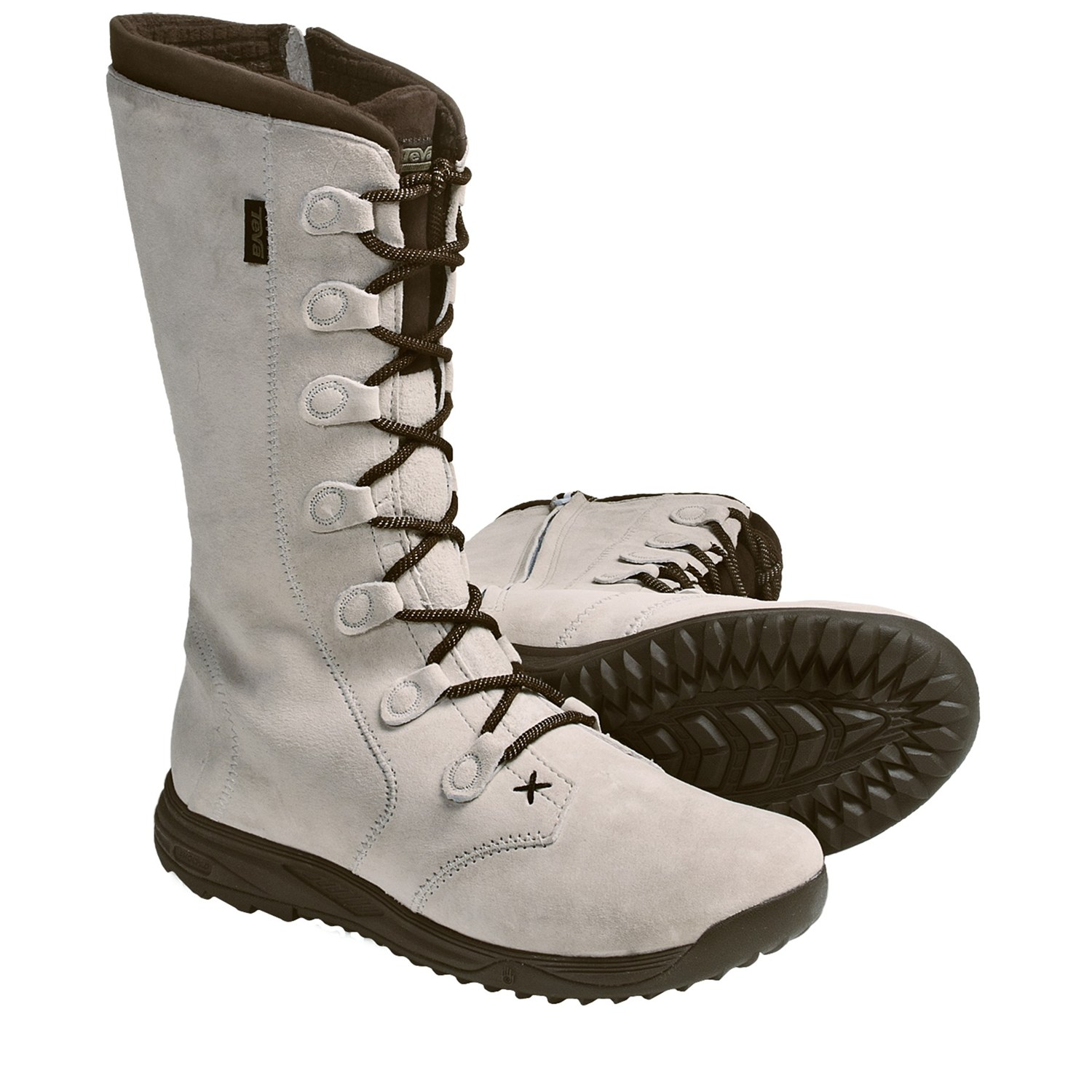 Waterproof Winter Boots Womens | Santa Barbara Institute for ...