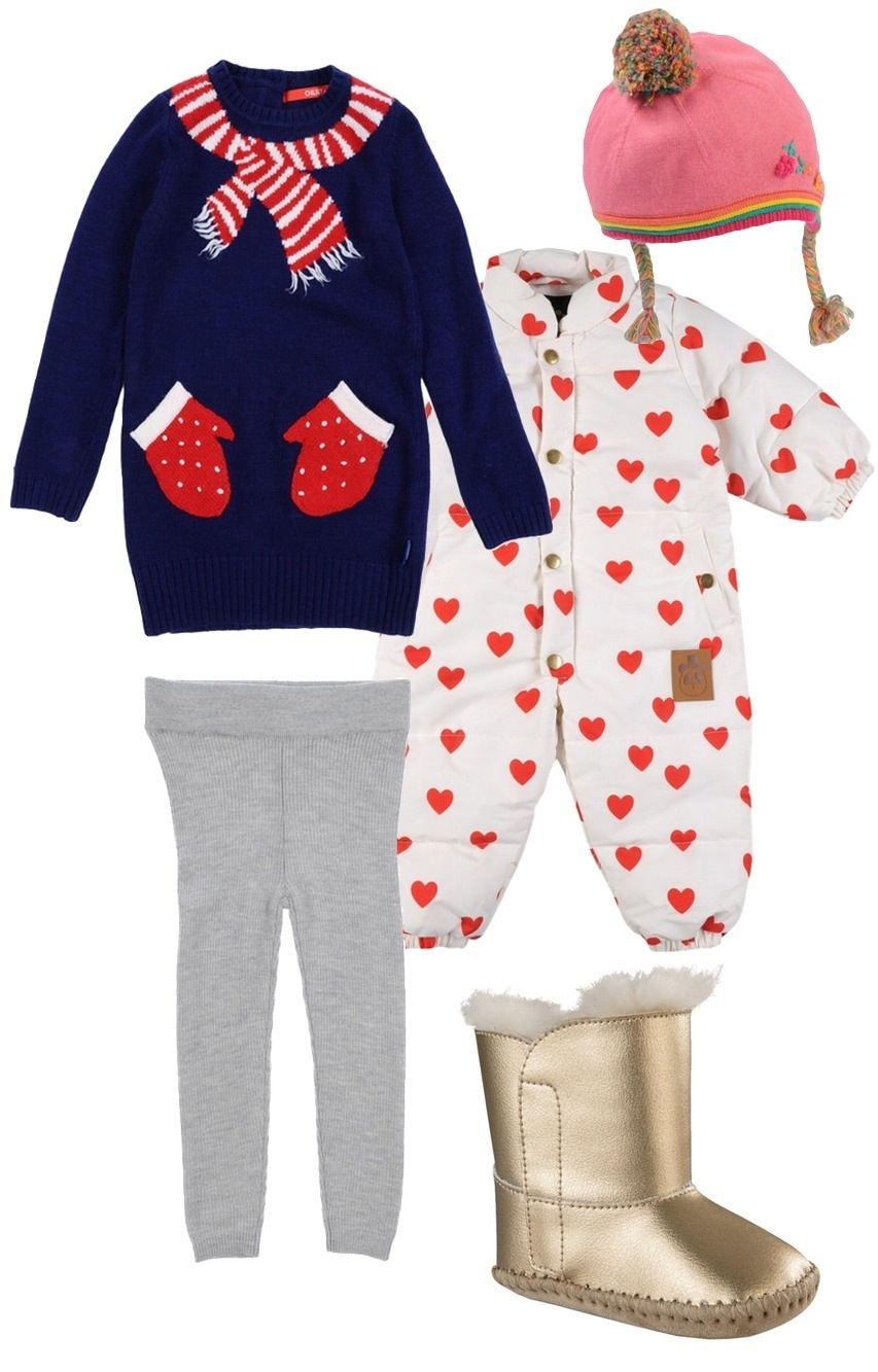 10 Cute Winter Outfits for Baby Girl 2015 10 Cute Winter Outfits for Baby Girl 2015 Winter Outfits for Baby Girl 2015 9
