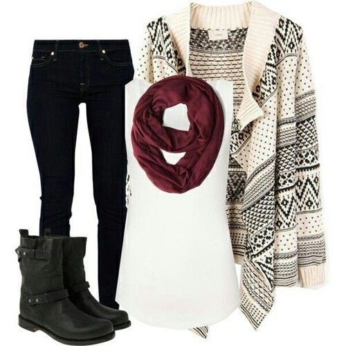 21 Perfect Winter Outfits for School 2015 21 Perfect Winter Outfits for School 2015 Winter Outfits for School 2015 9