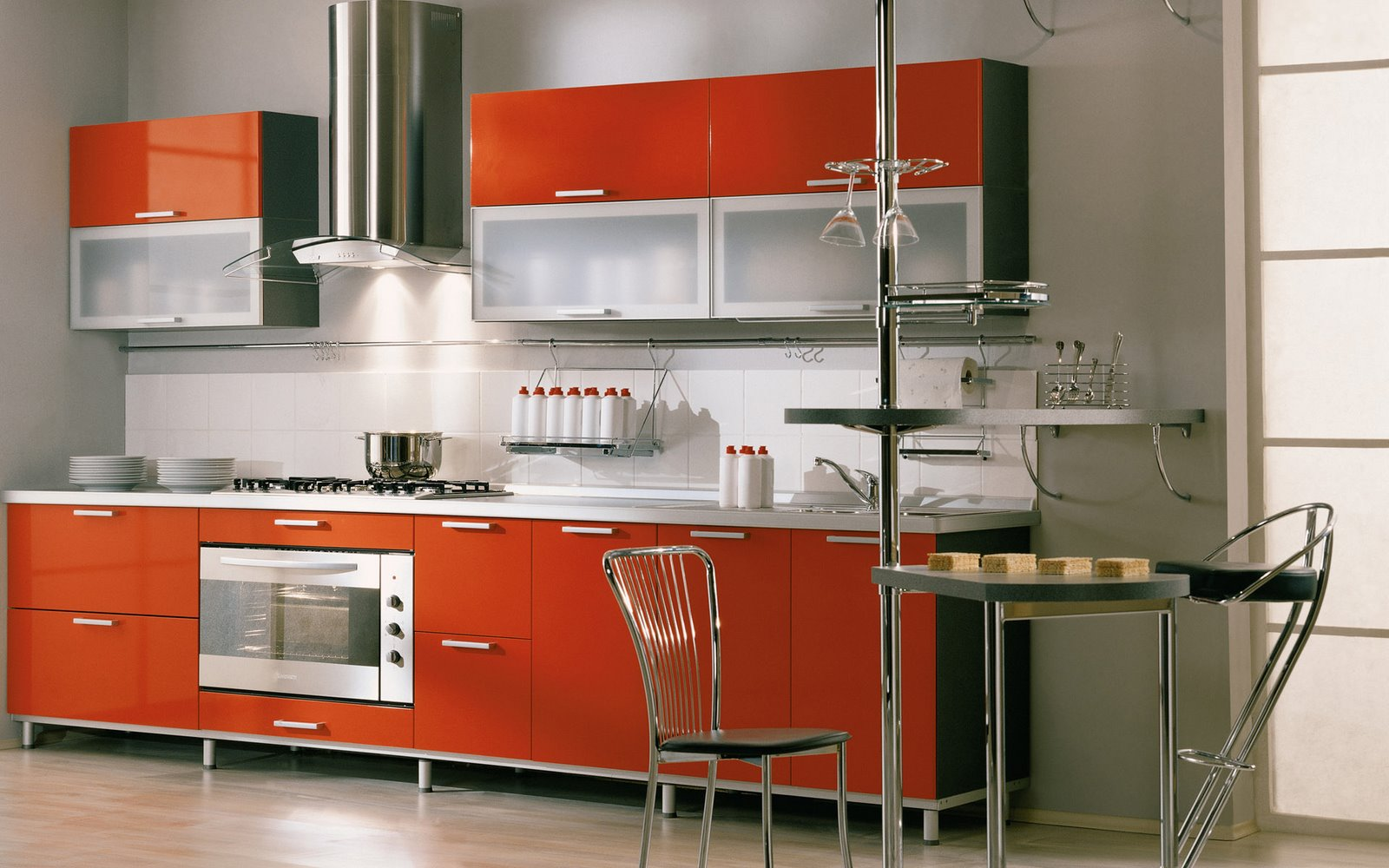 10 creative kitchen designs 2015 for Small kitchen designs 2015