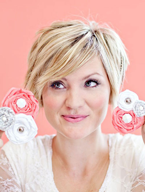 hairstyle-9  10 Winter Short Haircuts for Women 2015 hairstyle 9