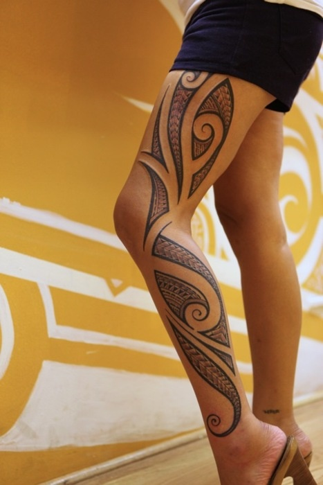 10 Tattoo Design for Women's Legs 2015 10 Tattoo Design for Women's Legs 2015 tattoo Design for Womens Legs 2015 6