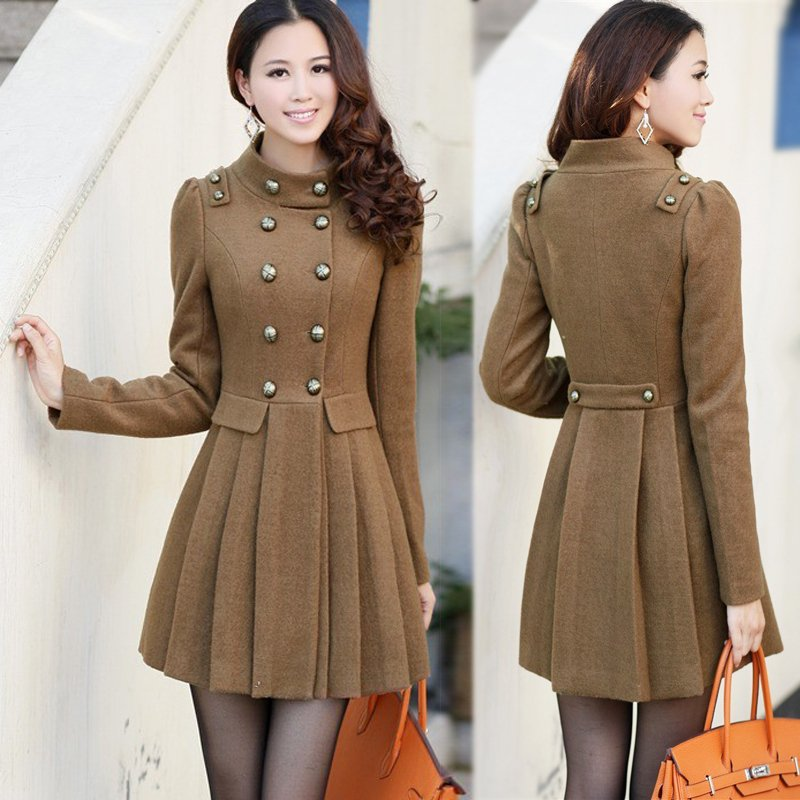 10 Perfect Winter Coats For Women 2015 Uk Fashion