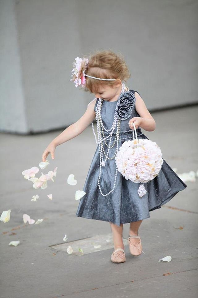 10 12 Pretty Flower Girl Dresses 2015 12 Pretty Flower Girl Dresses 2015 1018