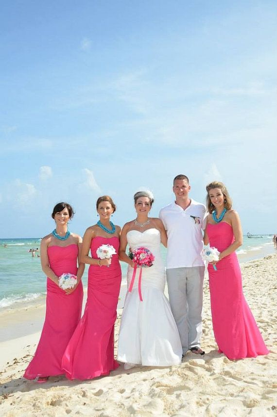 10 21 Colorful Beach Bridesmaid Dresses 2015 21 Colorful Beach Bridesmaid Dresses 2015 1036