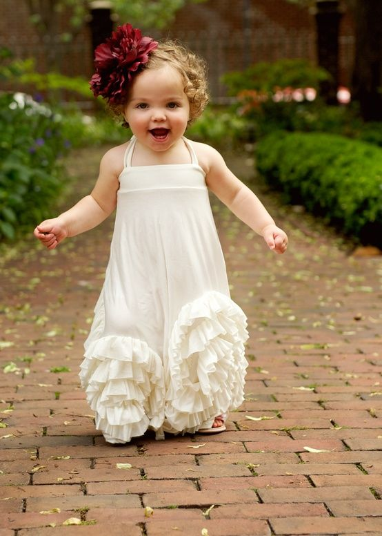 12 12 Pretty Flower Girl Dresses 2015 12 Pretty Flower Girl Dresses 2015 1210