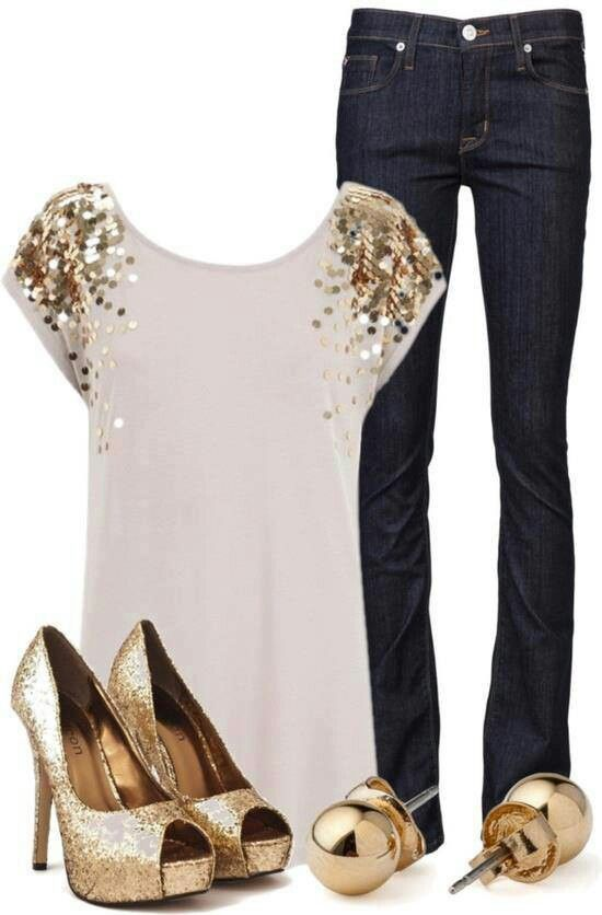 12 10 Awesome Sparkly Outfit ideas 2015 10 Awesome Sparkly Outfit ideas 2015 123