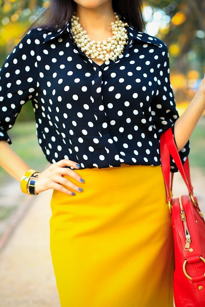 13 20 Cute Polka Dot Dresses for Women 2015 20 Cute Polka Dot Dresses for Women 2015 132