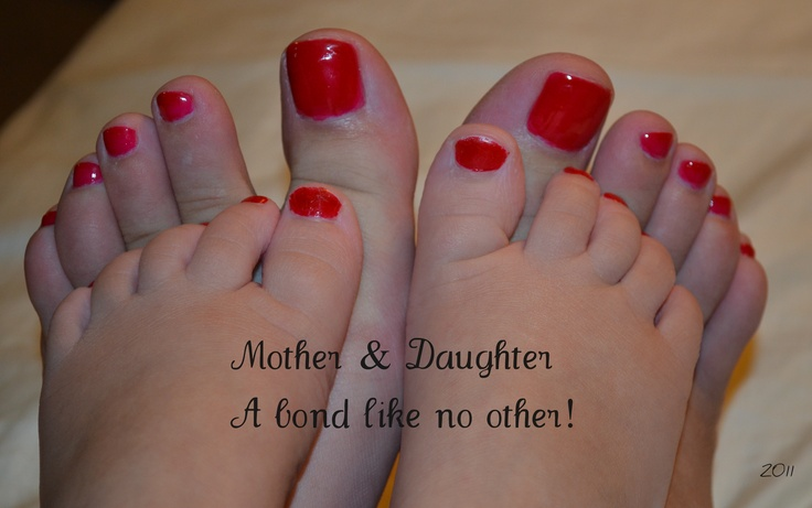 Matching Red Nails 2015 12 Cute Mother and daughter with Matching Nails 2015 12 Cute Mother and daughter with Matching Nails 2015 148