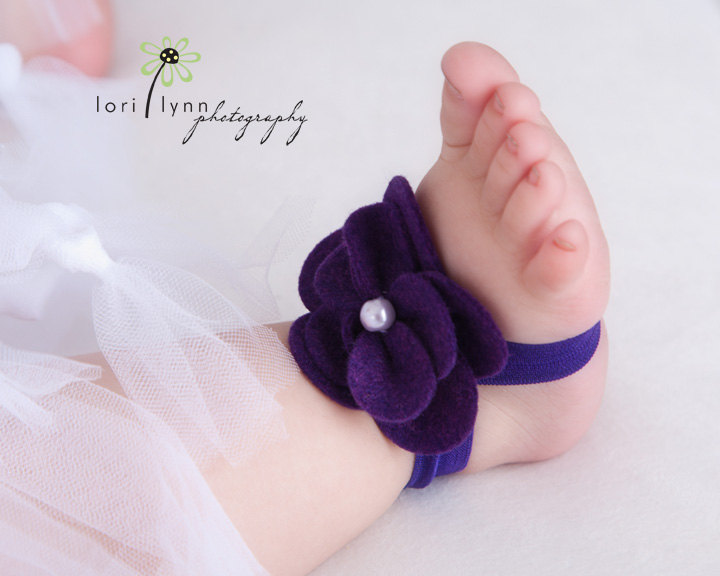1 40 Cute DIY Baby Barefoot Sandals 2015 40 Cute DIY Baby Barefoot Sandals 2015 156