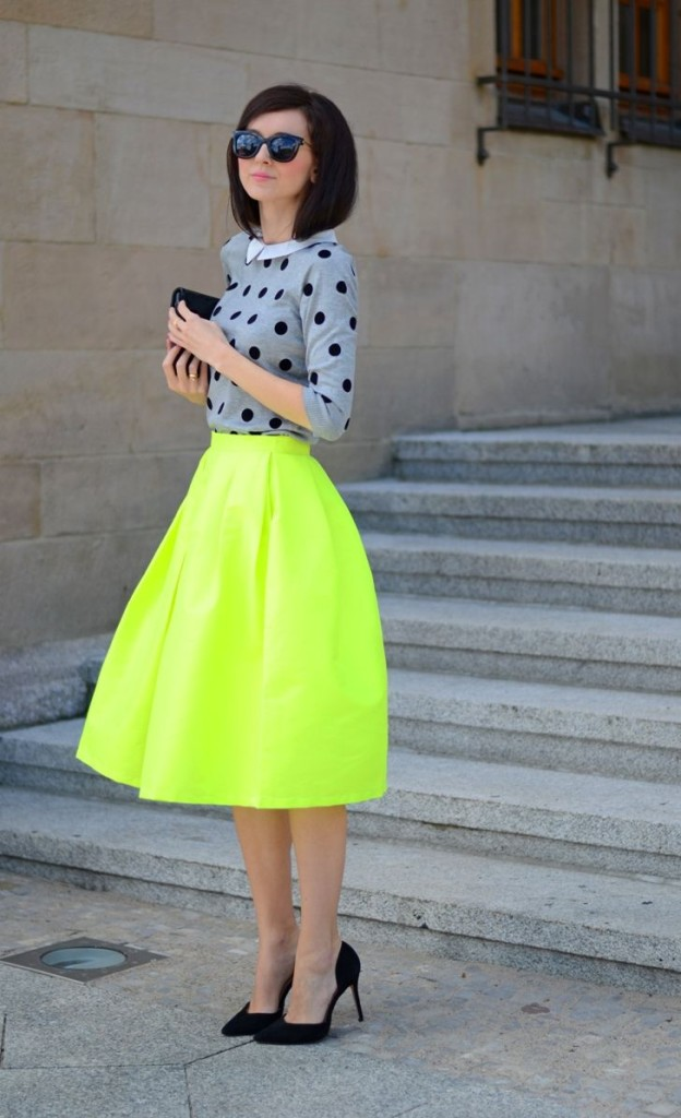 16 20 Cute Polka Dot Dresses for Women 2015 20 Cute Polka Dot Dresses for Women 2015 162