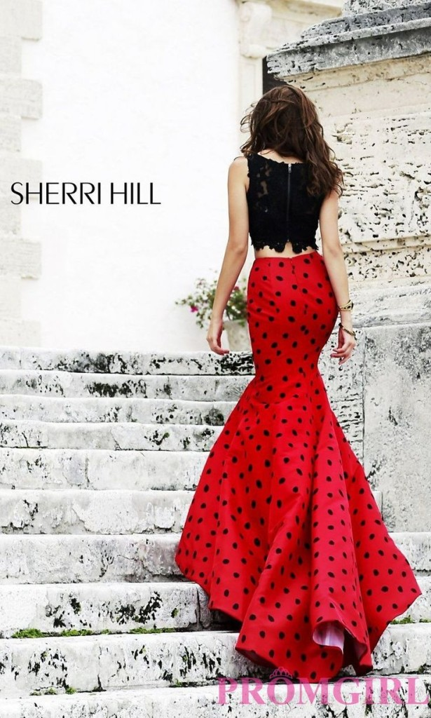3 20 Cute Polka Dot Dresses for Women 2015 20 Cute Polka Dot Dresses for Women 2015 315