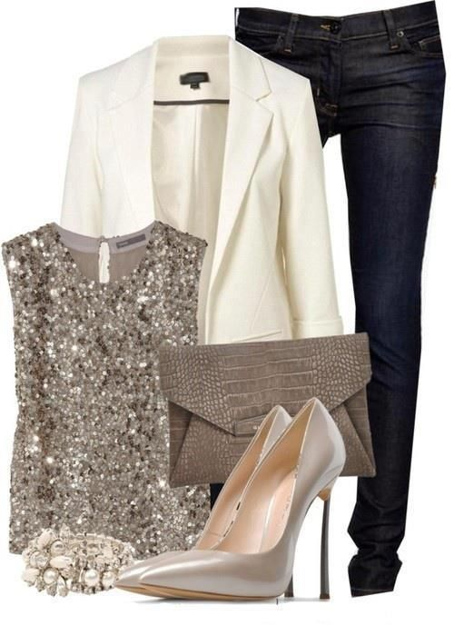 3 10 Awesome Sparkly Outfit ideas 2015 10 Awesome Sparkly Outfit ideas 2015 38