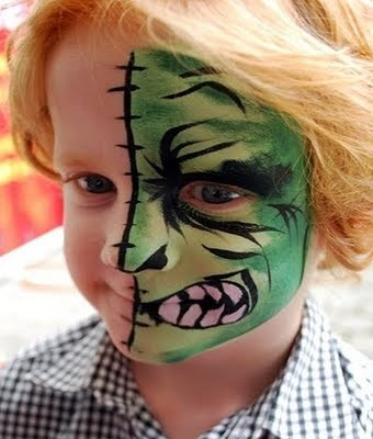 4 10 Cute Face Painting Designs for Kids 2015 10 Cute Face Painting Designs for Kids 2015 422