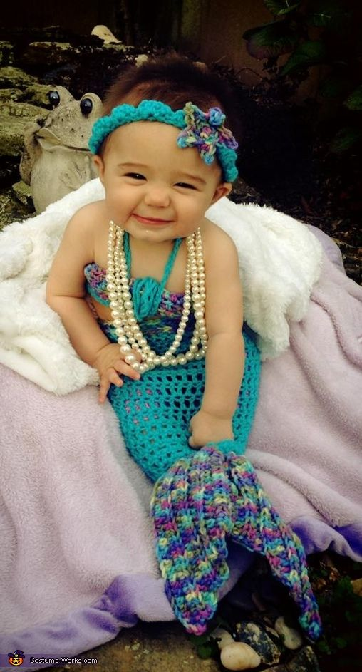 Children's fancy dress 12 Cute Mermaid Dresses for Baby 2015 12 Cute Mermaid Dresses for Baby 2015 426