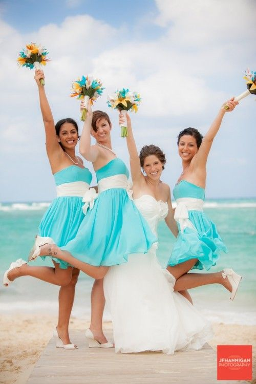 4 21 Colorful Beach Bridesmaid Dresses 2015 21 Colorful Beach Bridesmaid Dresses 2015 434