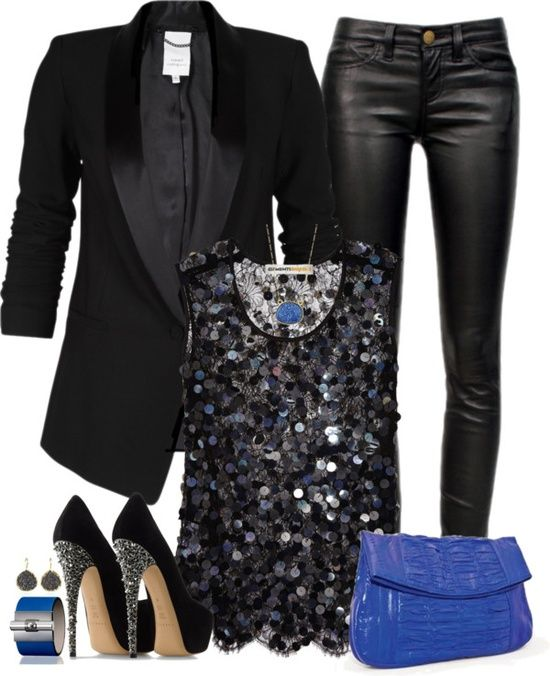 4 10 Awesome Sparkly Outfit ideas 2015 10 Awesome Sparkly Outfit ideas 2015 49