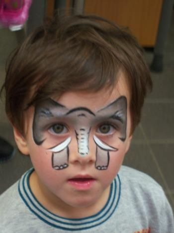 5 10 Cute Face Painting Designs for Kids 2015 10 Cute Face Painting Designs for Kids 2015 521