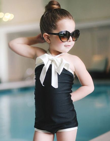 6 10 Cute Swimwear for baby Girls 2015 10 Cute Swimwear for baby Girls 2015 611