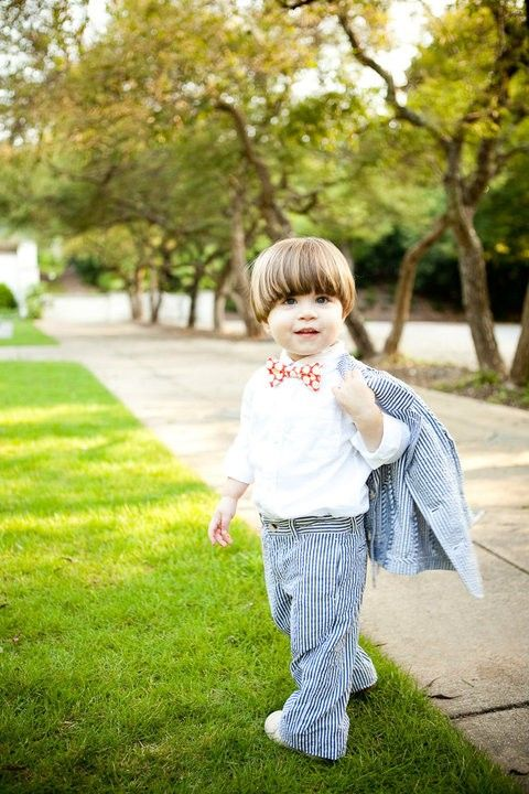 6 10 Stylish and Cute Little Boy Bow Ties 2015 10 Stylish and Cute Little Boy Bow Ties 2015 618