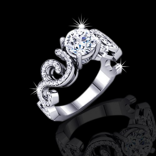 10 beautiful engagement rings for women 2015. Black Bedroom Furniture Sets. Home Design Ideas