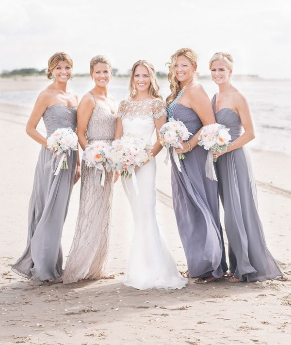 6 21 Colorful Beach Bridesmaid Dresses 2015 21 Colorful Beach Bridesmaid Dresses 2015 636