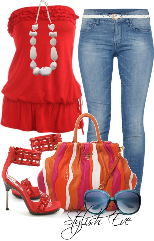 10 stylish spring outfits for plus size 2015