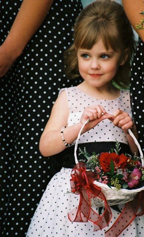 8 12 Pretty Flower Girl Dresses 2015 12 Pretty Flower Girl Dresses 2015 819