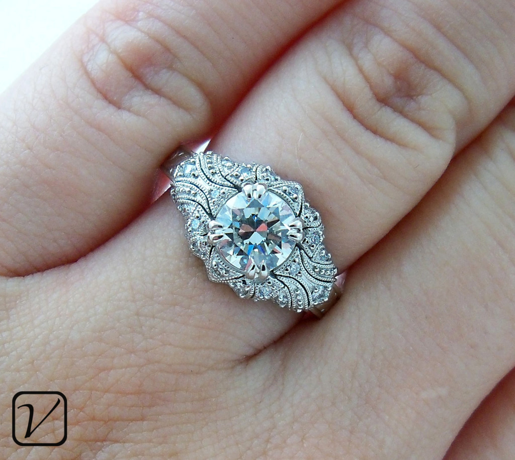 8 10 Beautiful Engagement Rings for Women 2015 10 Beautiful Engagement Rings for Women 2015 828