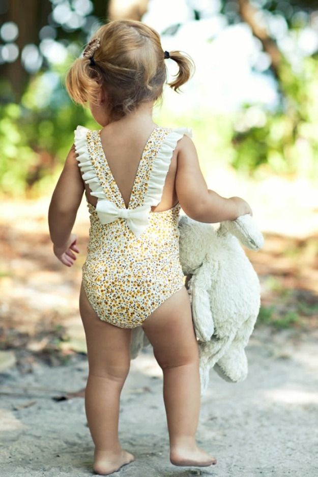 9 10 Cute Swimwear for baby Girls 2015 10 Cute Swimwear for baby Girls 2015 911