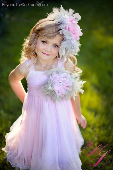 9 12 Pretty Flower Girl Dresses 2015 12 Pretty Flower Girl Dresses 2015 918