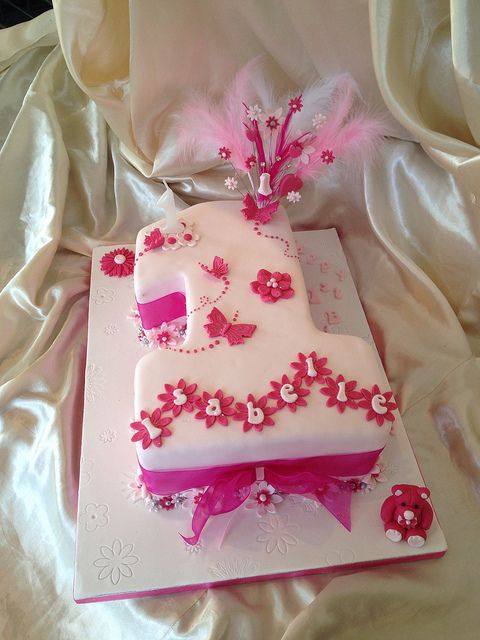 9 10 First Birthday Cake ideas for Girl 2015 10 First Birthday Cake ideas for Girl 2015 923