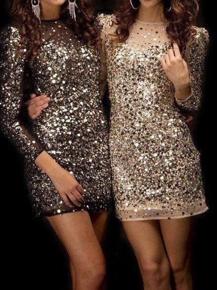 9 10 Awesome Sparkly Outfit ideas 2015 10 Awesome Sparkly Outfit ideas 2015 98