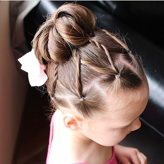30 Cute and Easy Hairstyles for Girls 2015