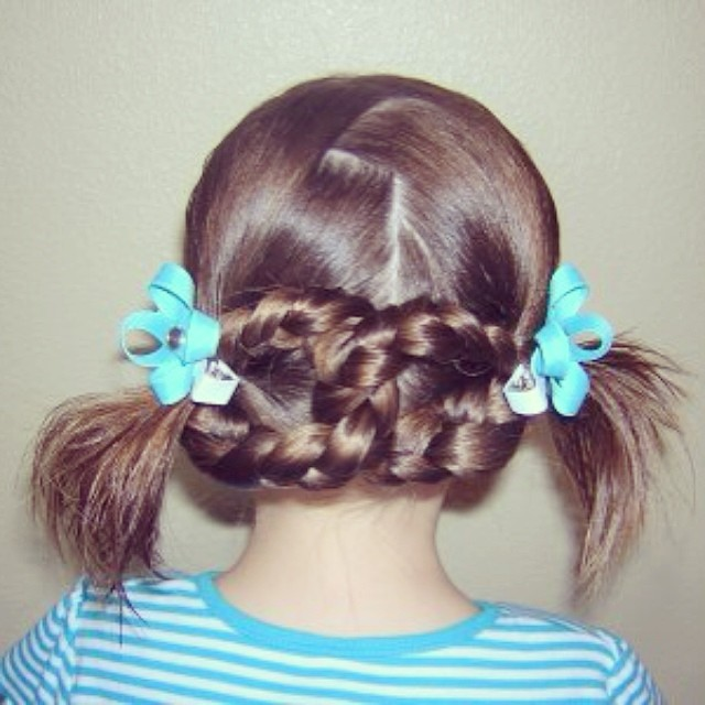 30 Cute and Easy Hairstyles for Girls 2015 30 Cute and Easy Hairstyles for Girls 2015 Easy Hairstyles for Girls 25