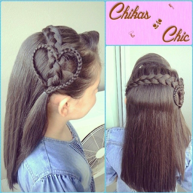 Surprising 30 Cute And Easy Hairstyles For Girls 2015 Hairstyles For Women Draintrainus