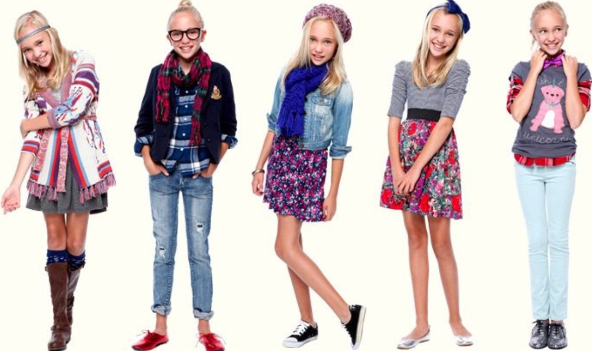 11 Best Outfits For Girls In Middle School 2015
