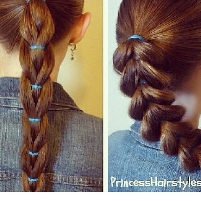 30 Cute and Easy Hairstyles for Girls 2015 30 Cute and Easy Hairstyles for Girls 2015 Princess Hairstyles 13