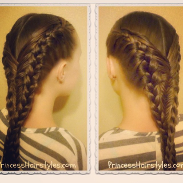 30 Cute and Easy Hairstyles for Girls 2015 30 Cute and Easy Hairstyles for Girls 2015 Princess Hairstyles 14