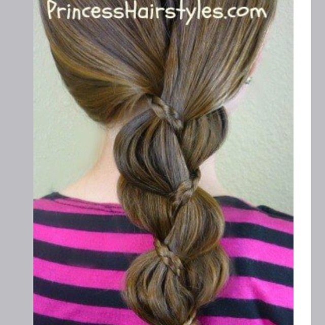 30 Cute and Easy Hairstyles for Girls 2015 30 Cute and Easy Hairstyles for Girls 2015 Princess Hairstyles 17