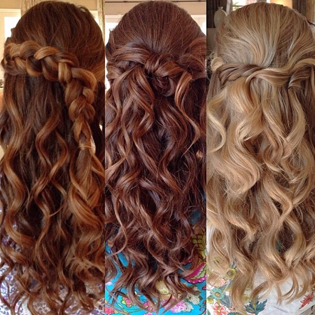 30 Cute and Easy Hairstyles for Girls 2015 30 Cute and Easy Hairstyles for Girls 2015 Princess Hairstyles 19