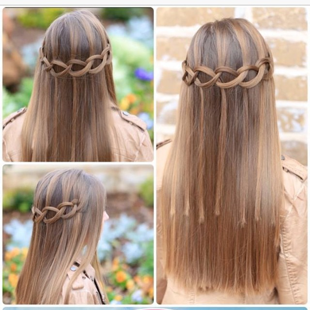 Princess Hairstyles 8 30 Cute and Easy Hairstyles for Girls 2015 30 Cute and Easy Hairstyles for Girls 2015 Princess Hairstyles 8